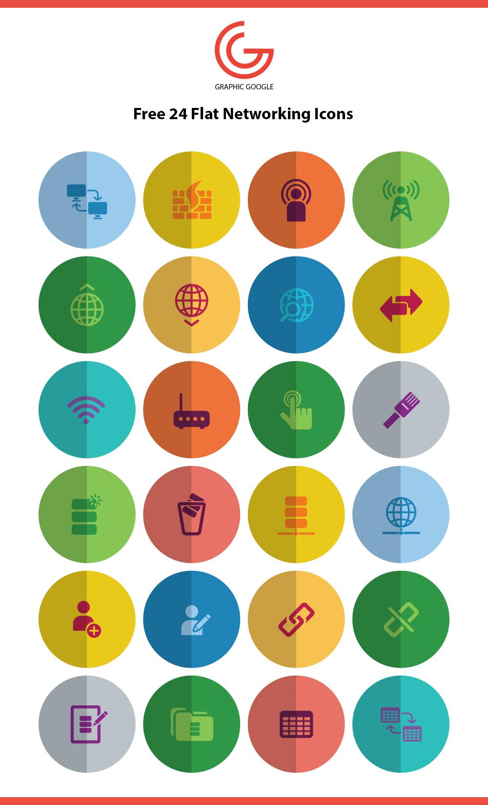 20+ Icons web miễn phí