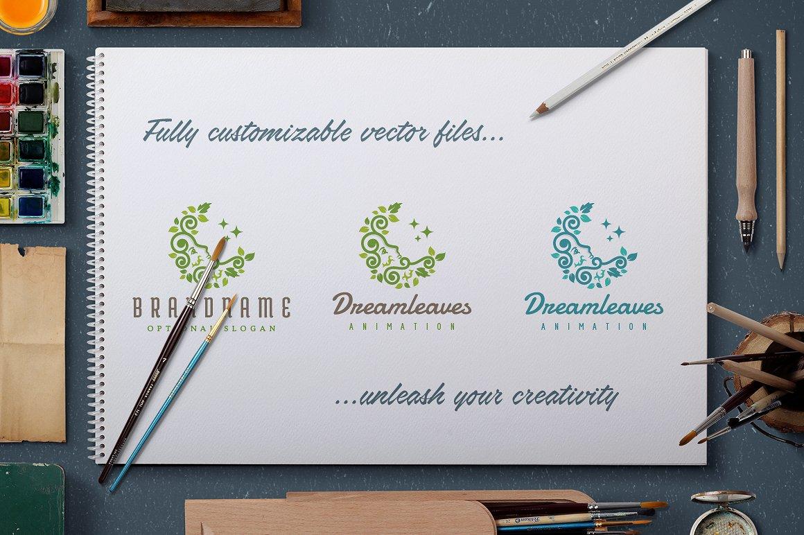 15 Mẫu Logo dành cho thiết kế thời trang