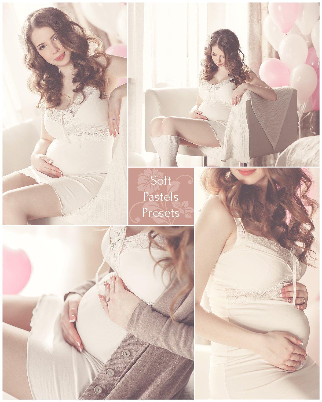 Preset màu Soft Pastel rất nhẹ nhàng và đẹp mắt dành cho hình ảnh