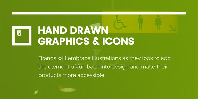 Xu hướng thiết kế thịnh hành cho designer