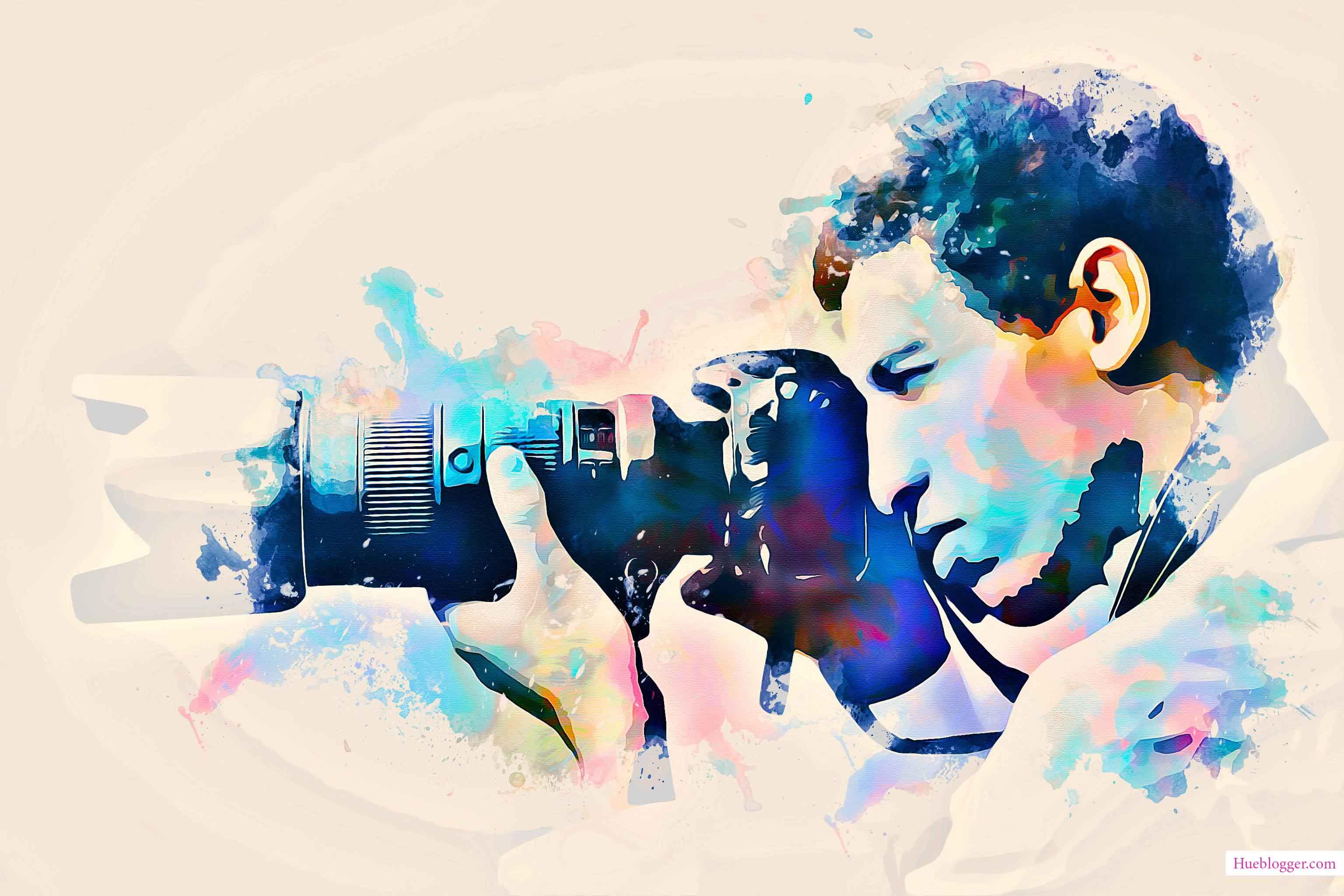 Action tạo hiệu ứng tranh vẽ trong Photoshop