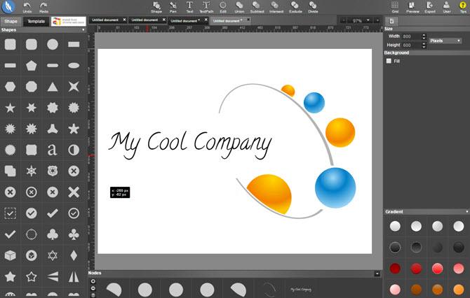 7 công cụ giúp bạn designer logo một cách đơn giản