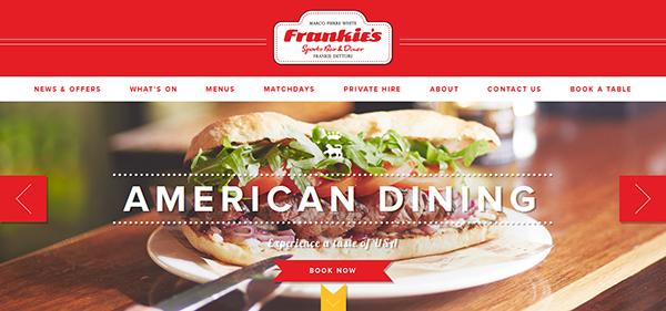20+ Website nhà hàng ẩm thực cho ý tưởng của bạn