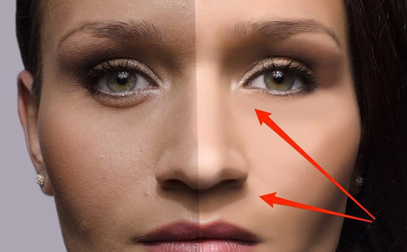5 Cách nhận biết một bức ảnh đã qua chỉnh sửa Photoshop