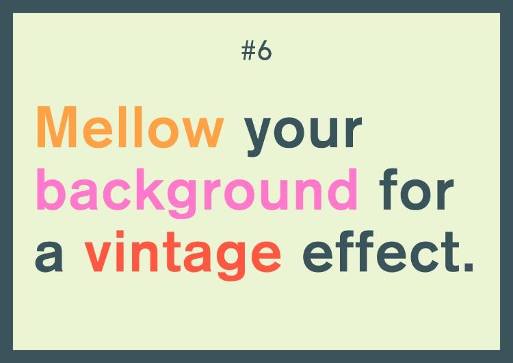 7 Nguyên tắc khi bạn kết hợp màu và kiểu chữ 7 Nguyên tắc khi bạn kết hợp màu và kiểu chữ