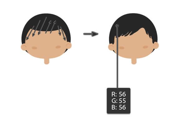 Hướng dẫn vẽ các nhân vật hoạt hình đáng yêu trong Illustrator