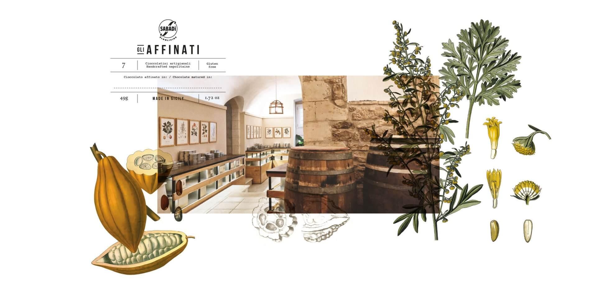 Bao bì mới của thương hiệu chocolate Sabadì Bao bì mới của thương hiệu chocolate Sabadì