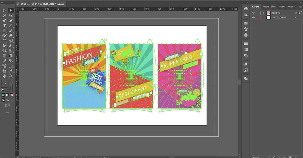 Hướng dẫn chuyển file Vector thành PSD trong Photoshop đơn giản nhất
