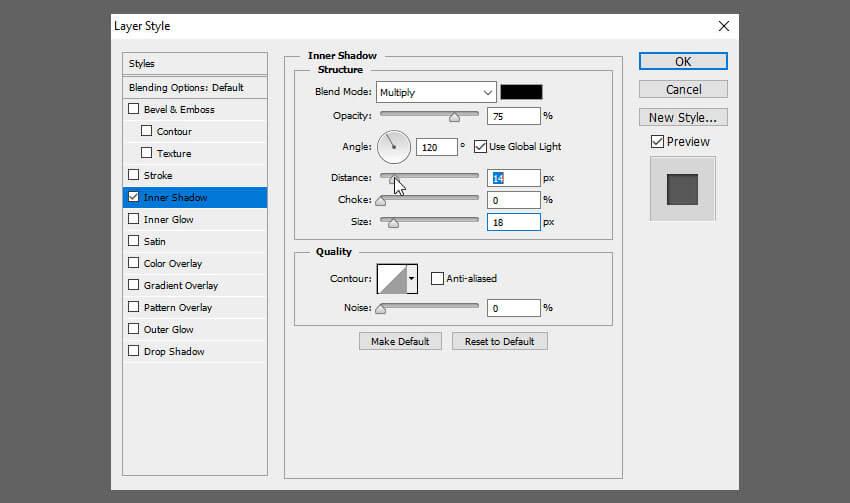 Layer Style là gì và cách sử dụng trong Photoshop