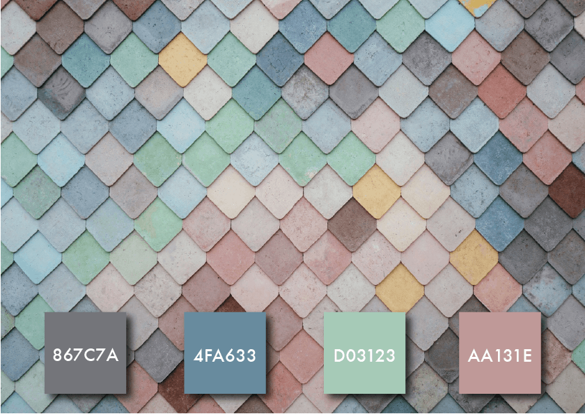 Tổng hợp 15 bảng màu mới nhất mà designer cần phải biết