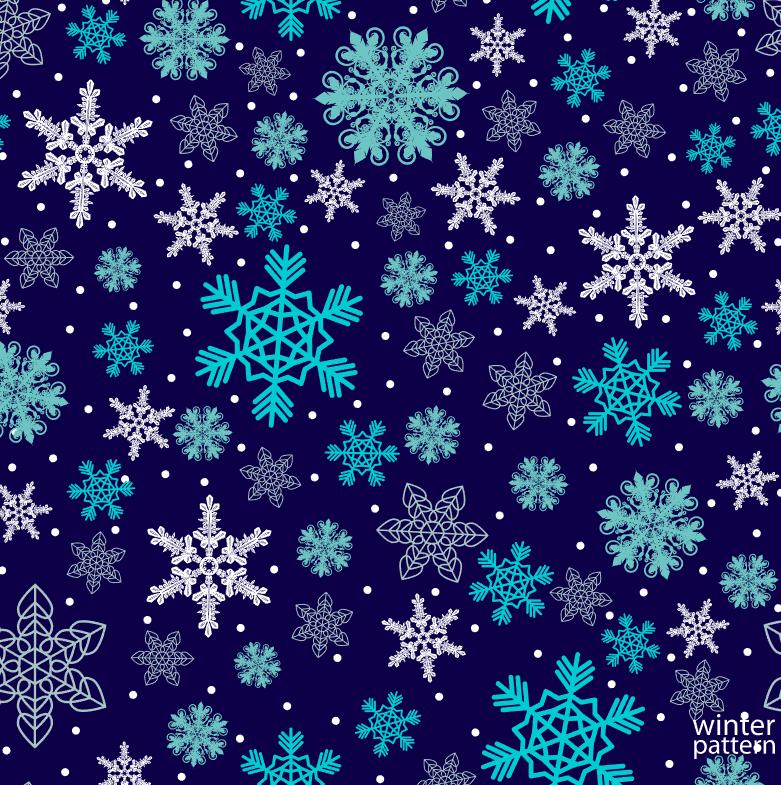 3 Pattern Giáng Sinh vector miễn phí