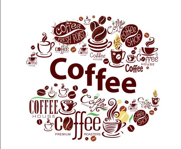 Vector coffee 01 miễn phí trên Shutterstock