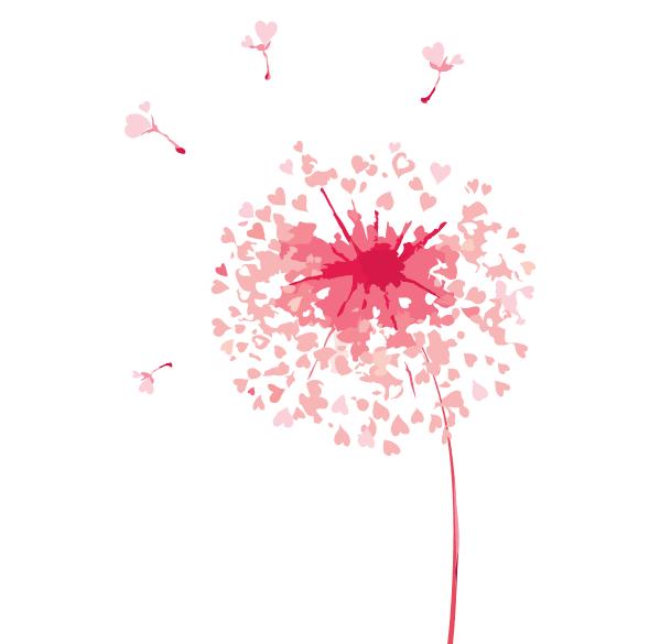 Vector hoa bồ công anh miễn phí tuyệt đẹp