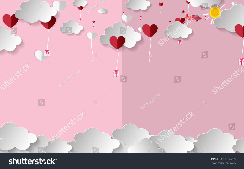 Background trái tim dành cho ngày lễ Valentine tuyệt đẹp trên Shutterstock
