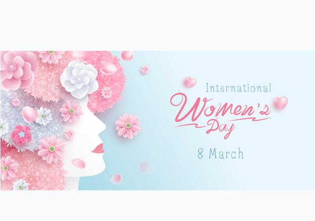 Banner Happy Women Day tuyệt đẹp trên Freepik