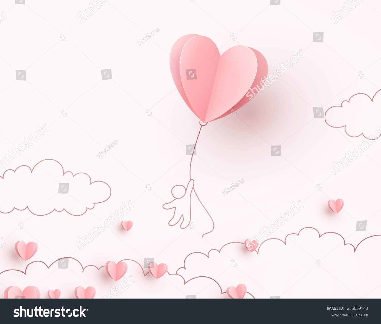 Vector Valentine tuyệt đẹp trên Shutterstock